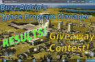 Buzz Aldrin's Space Program Manager Giveaway Contest! [RESULTS]