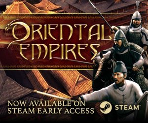 Oriental Empires | Early Access now available on Steam