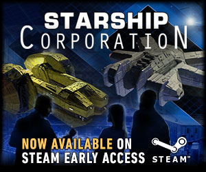 Starship Corporation | Early Access now available on Steam