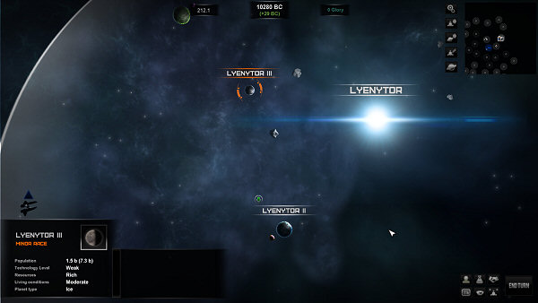 Star Lords | Turn-based space 4X game by Arkavi Studios and Iceberg Interactive