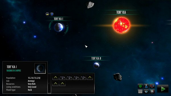 Star Lords   A Space 4X Game by Neogen2 Creations