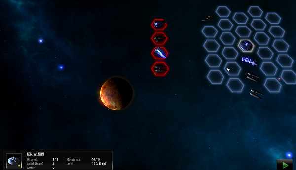 Star Lords | Turn-based tactical combat