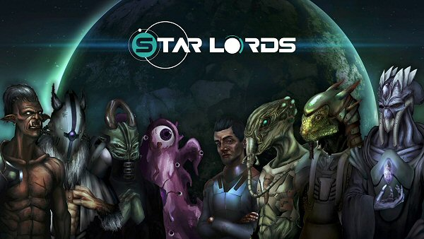 Star Lords | Turn-based Space 4X Strategy Game by Arkavi Studios