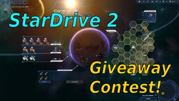 StarDrive 2 Giveaway Contest!