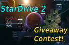 StarDrive 2 Giveaway Contest – 10 Steam Keys!  [CLOSED]