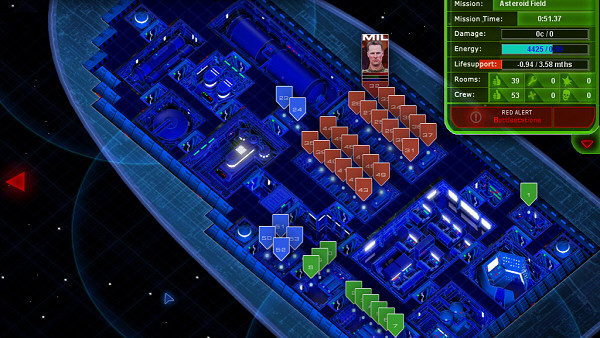 Starship Corporation | Real-time space strategy game
