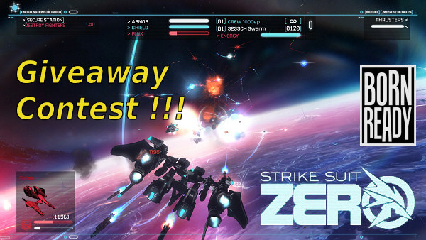 Strike Suite Zero | Giveaway Contest