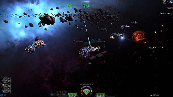 Sword of the Stars 2: Enhanced Edition - Space combat