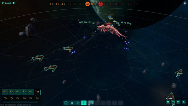 Master of Orion: Conquer the Stars | A turn-based (real-time tactical battles) space 4X strategy game by NGD Studios and WG Labs