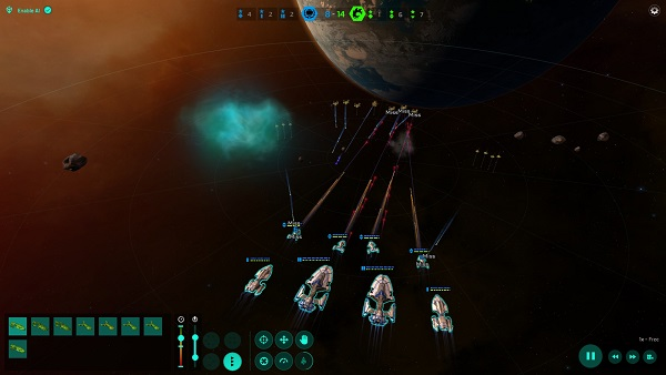 Master of Orion: Conquer the Stars | A turn-based (real-time pausable tactical battles) space 4X strategy game by NGD Studios and WG Labs