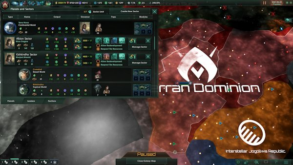 Stellaris | I'm not even that big and I can feel the bureaucracy growing.