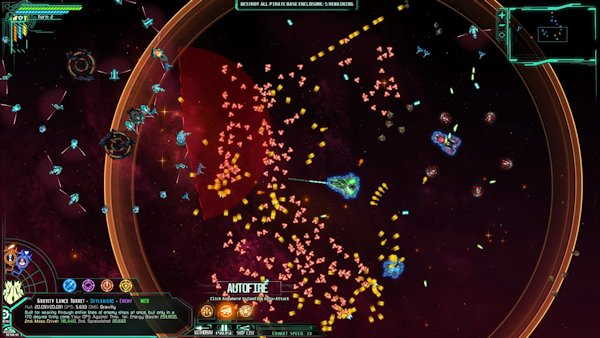 The Last Federation: The Lost Technologies | Tactical Turn-Based Bullet Hell Shoot-em-up?!