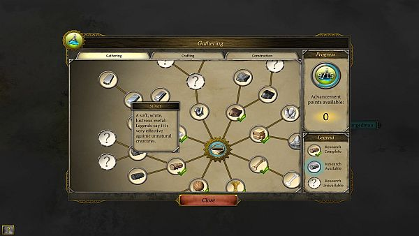 Thea: The Awakening Review   When you start out, you have so many directions you can branch out in