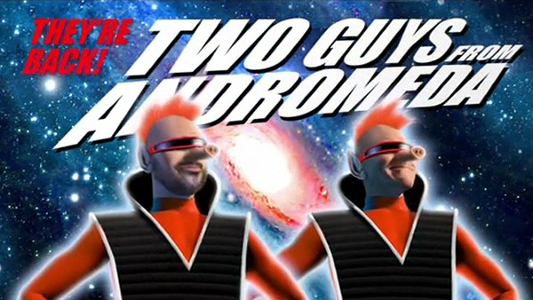 TwoGuys Space Adventure