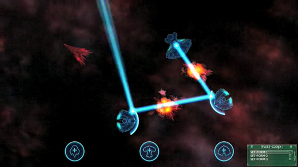 Vigrior: Maneuvre Warfare - Space combat