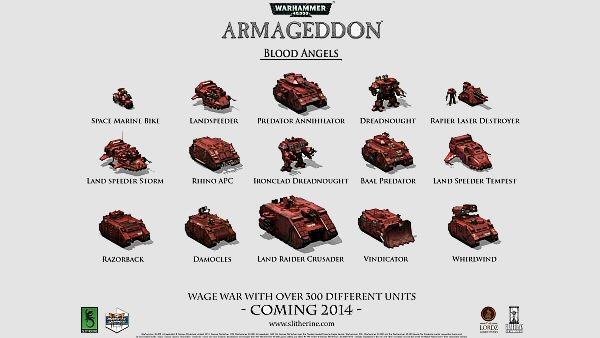 Coming in 2014 - Warhammer 40k: Armageddon