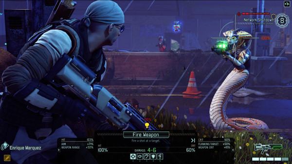 XCOM 2 - A sci-fi turn-based strategy game by Firaxis Games and 2K