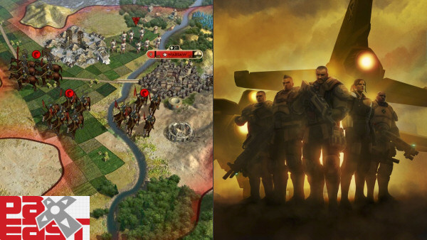 PAX East 2013 - Civilization 5: Brave New World and XCOM: Enemy Unknown