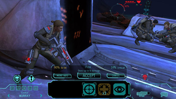XCOM: Enemy Unknown for iOS