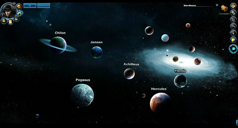 other galaxies with planets - photo #27