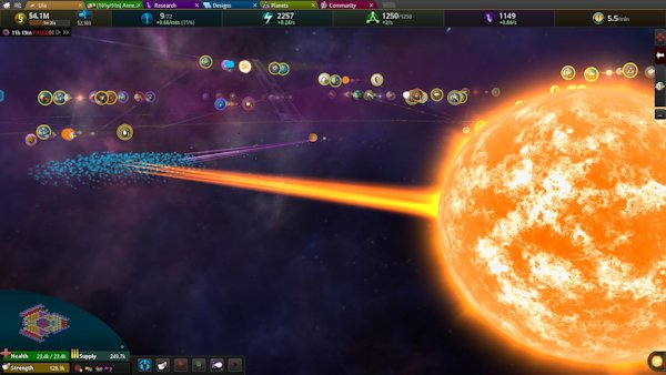 Star Ruler 2 | A real-time space 4X strategy game by Blind Mind Studios