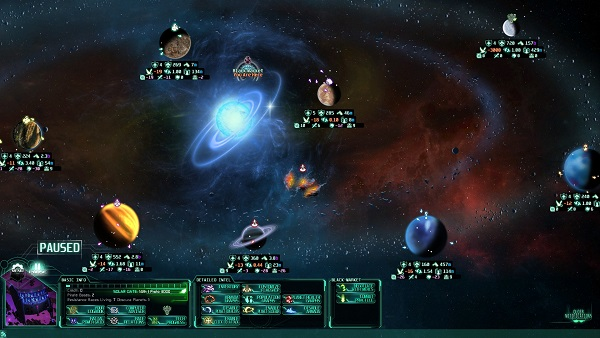 The Last Federation | A Space Grand Strategy and Turn Based Tactical Combat Game by Arcen Games