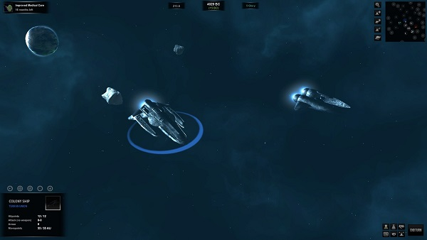 Lords of the Black Sun | A turn-based Space 4X Strategy Game by Arkavi Studios and Iceberg Interactive