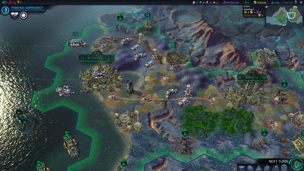 Civilization: Beyond Earth | Cities