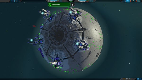 Planetary Annihilation | Doom Star Operational