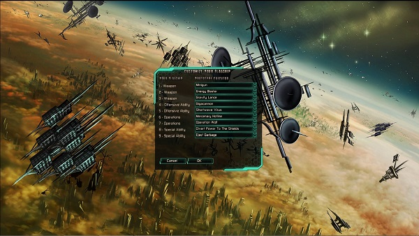 The Last Federation | Customizing your Ship