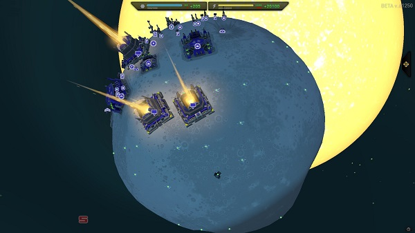 Planetary Annihilation | Swinging by the Sun