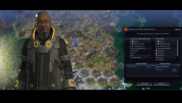 Civilization: Beyond Earth | Xenomass for Favours