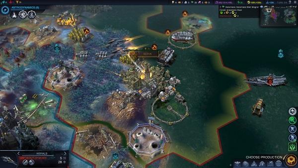 Civilization: Beyond Earth | Air Strike