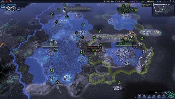 Civilization: Beyond Earth | The Orbital Layer