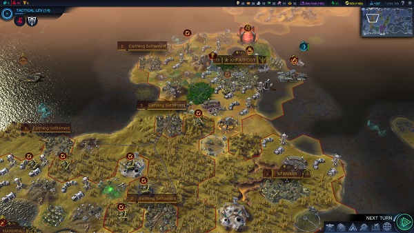 Civilization: Beyond Earth | A New Home for Humanity!