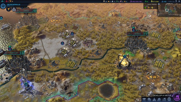 Civilization: Beyond Earth | A Cold World
