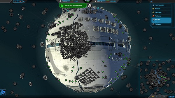 Planetary Annihilation | Massive Armies