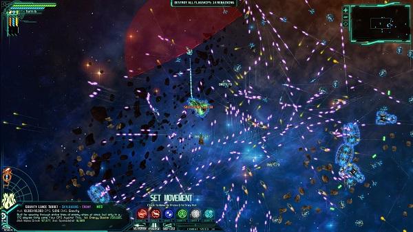 The Last Federation | Bullet Storm
