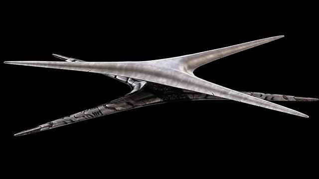 Basestar (aka Baseship): Cylon Capital Ship