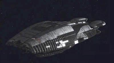 Battlestar Galactica: Re-imagined series