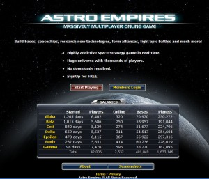 Combat and Battle Guide - Astro Empires Manual