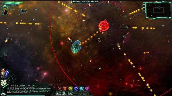The Last Federation | Combat
