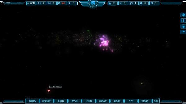 M.O.R.E. | 3D Galaxy map navigation