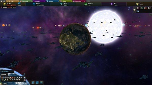 Star Ruler 2 | Alone in the cold dark