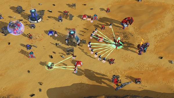 Servo | A real-time Sci-Fi Strategy Game by BonusXP and Stardock