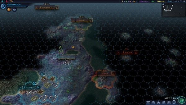 Civilization: Beyond Earth | The Fog of Exploration