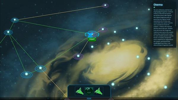 Planetary Annihilation | The Galactic War Map
