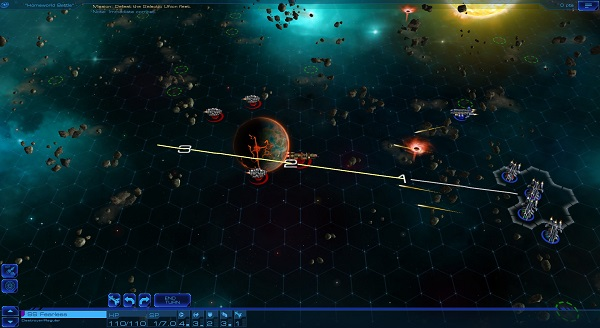 Sid Meier's Starships | Torpedo Launch