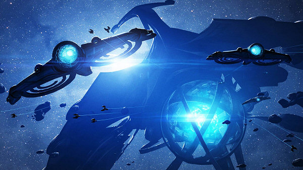 Endless Space Disharmony Expansion Now Available on Steam - SpaceSector.com