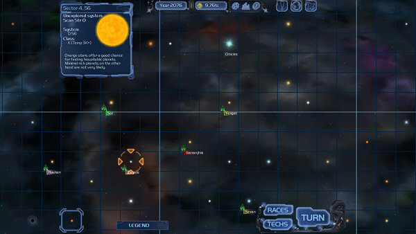 Horizon | Turn-based space 4X strategy game by L3O Interactive